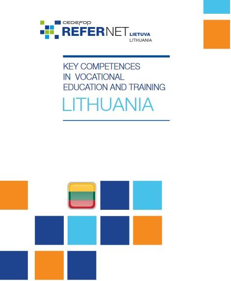 Refernet Lietuva parengti produktai